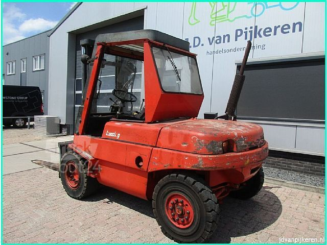 LINDE H160D NEW ENGINE 16000 KG TE KOOP - Photo 2