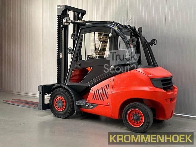 LINDE H50D-02 EVO TE KOOP - Photo 2