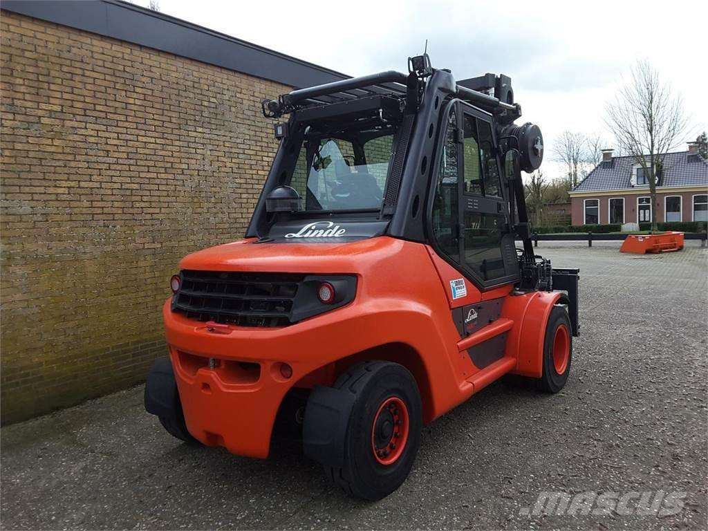 LINDE H80D-03/900 TE KOOP - Photo 2
