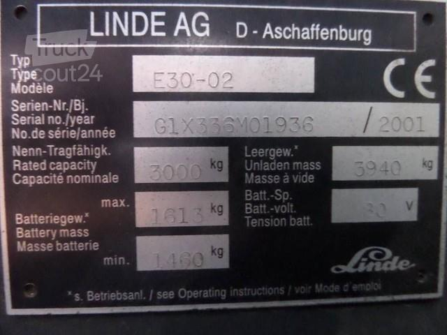 LINDE H80D-03/900 TE KOOP - Photo 5